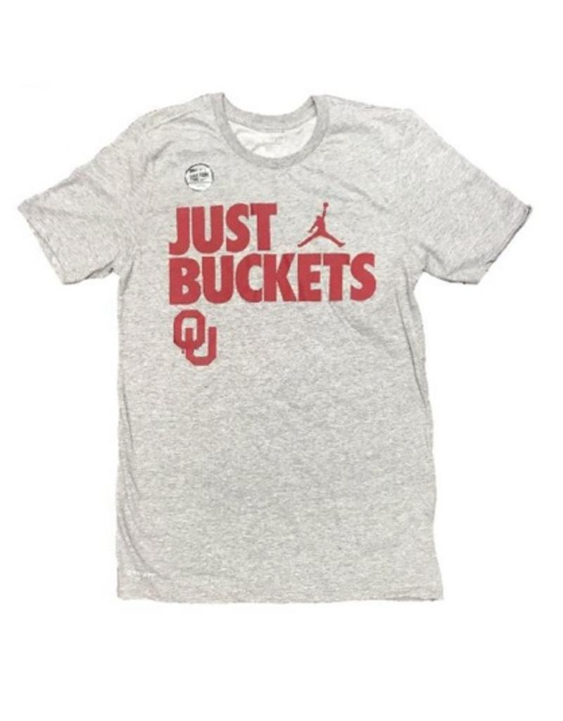 Jordan Men's Jordan Brand Just Buckets Tee