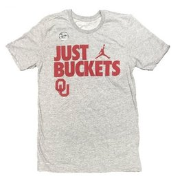 Jordan Youth Jordan Brand Just Buckets S/S Tee