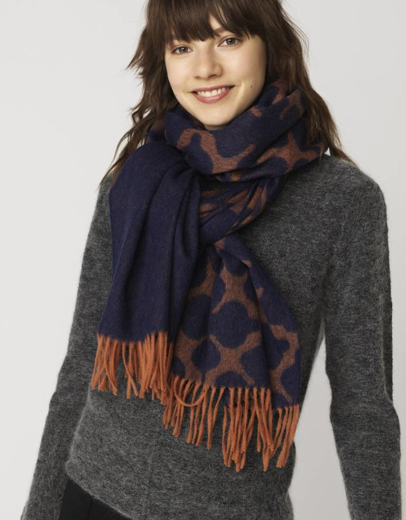 BY MALENE BIRGER The Elementary Scarf