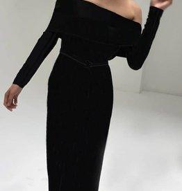 NORMA KAMALI The Cowl Dress