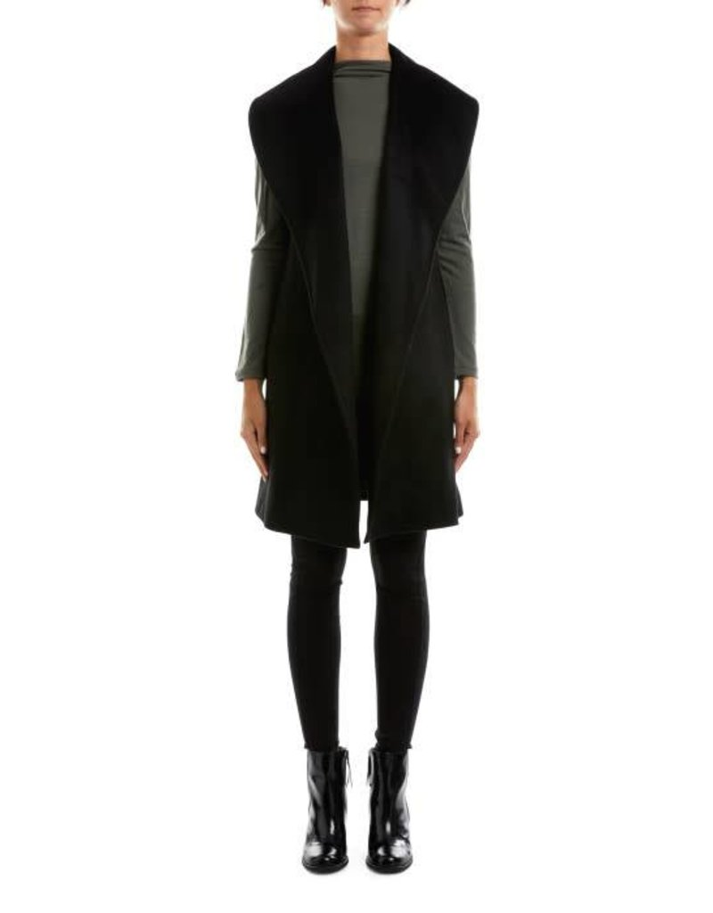 CABLE MELBOURNE The Kady Wool Vest