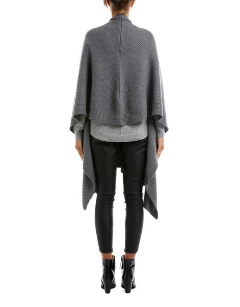 CABLE MELBOURNE The Cashmere Poncho