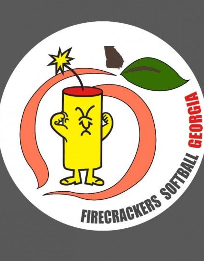 car stickers FC Dude Decal- GEORGIA