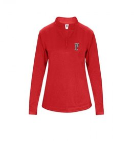 badger Ladies Poly Fleece Pullover