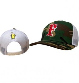 pacific headwear FC Trucker Hat CAMO (Snap-Back)