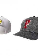 pacific headwear FC Trucker Hat Heather Gray (Snap-Back)