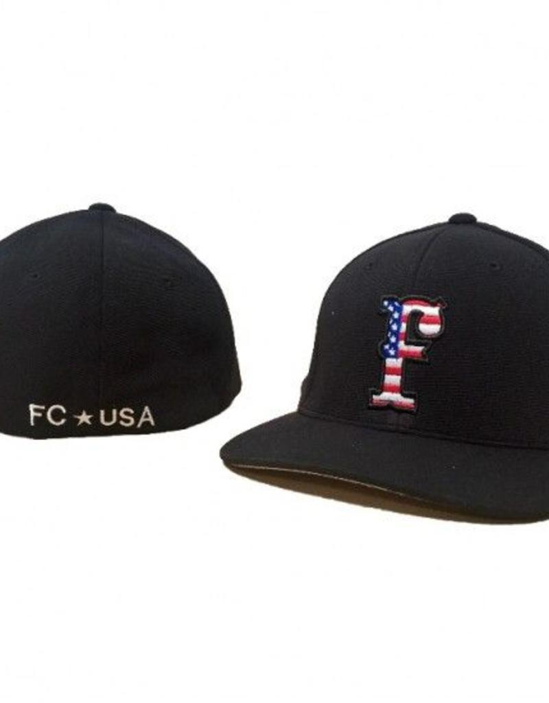 pacific headwear USA Performance Hat