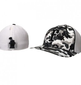 pacific headwear FC Trucker Fitted Hat (Camo)