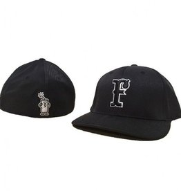 pacific headwear HQ Black-White-BLACK
