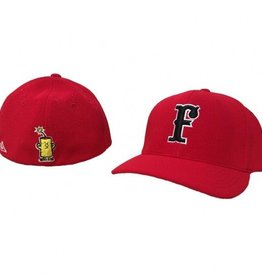 pacific headwear Performance Cap (Red/Black)