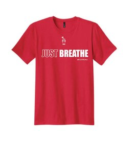 Just Breathe T-Shirt