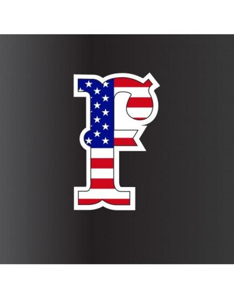 FC USA Decal