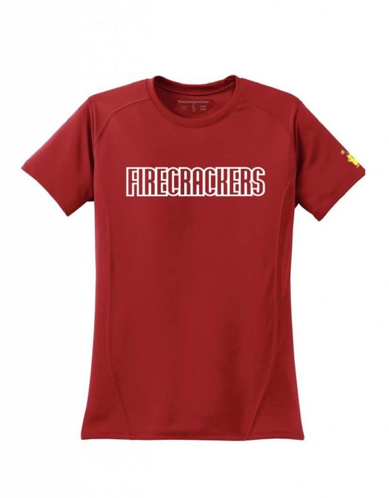HQ Firecrackers Dri-fit LADIES