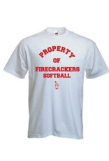 Property of Firecrackers T-Shirt