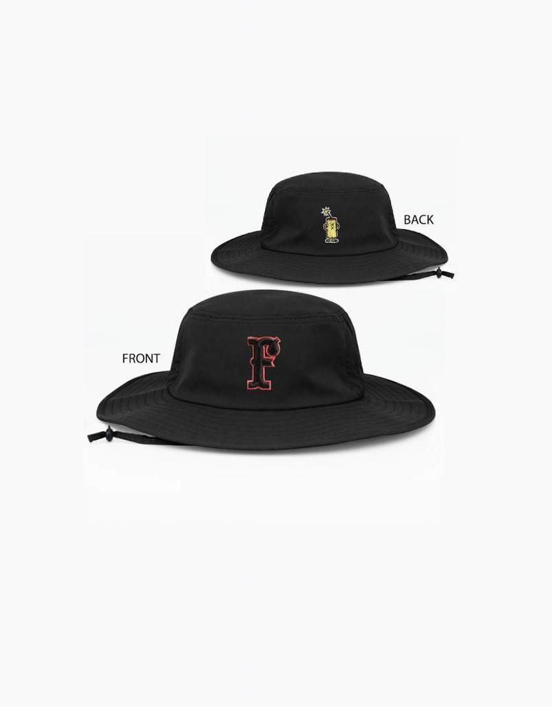 pacific headwear Manta Bucket Hat (Black)