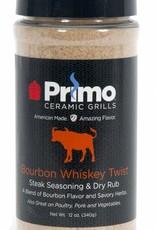 Primo Ceramic Grills Primo Bourbon Whiskey Twist Steak Seasoning and Rub