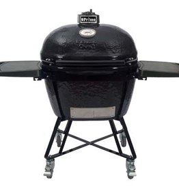 Primo Primo Oval XL 400 All-In-One Grill with Heavy Duty Cart