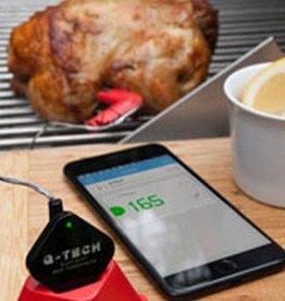 Charcoal Companion Q-Tech Bluetooth Thermometer