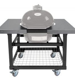 Primo Primo Cart with Basket and Stainless Steel Side Shelves for Oval JR. 200