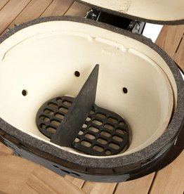 Primo Ceramic Grills Primo Cast Iron Firebox Divider for Oval JR 200