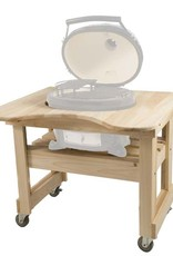 Primo Ceramic Grills Primo Cypress Table for Oval JR. 200