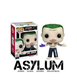Funko Suicide Squad Shirtless Joker Pop! Vinyl Figure