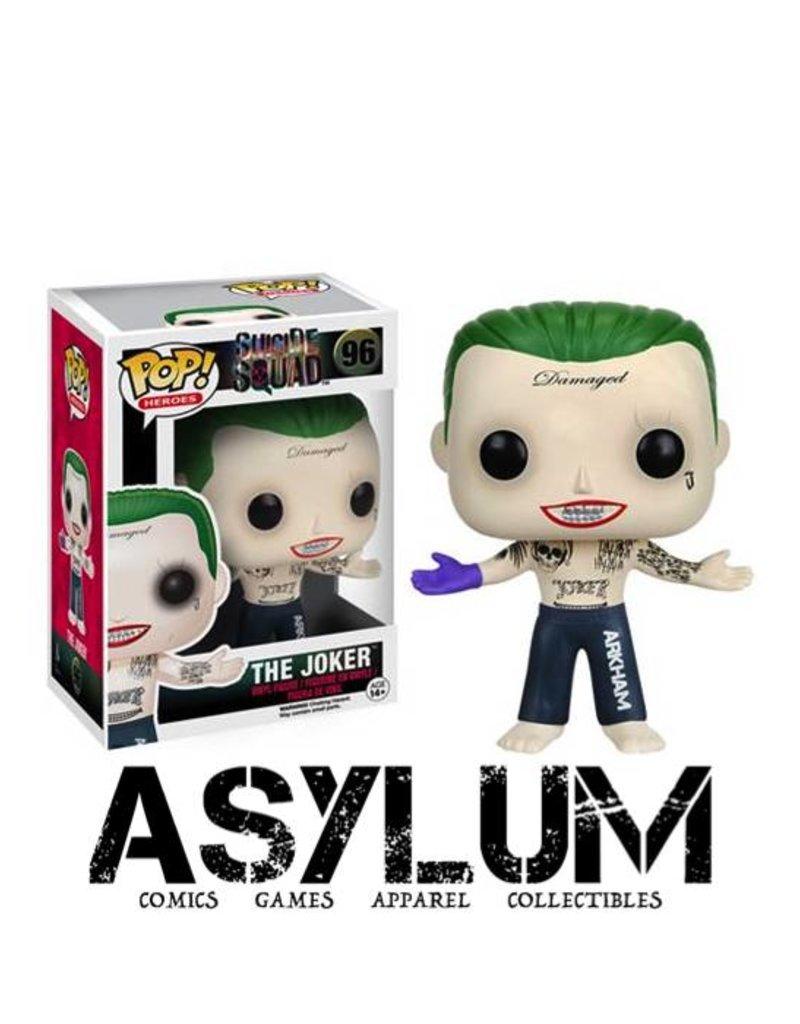 Funko Suicide Squad Shirtless Joker Pop! Vinyl Figure