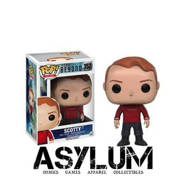 Funko Star Trek Beyond Scotty Pop! Vinyl Figure