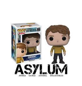 Funko Star Trek Beyond Chekov Pop! Vinyl Figure