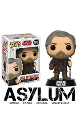 Funko Star Wars: The Last Jedi Luke Skywalker Pop! Vinyl Bobble Head #193