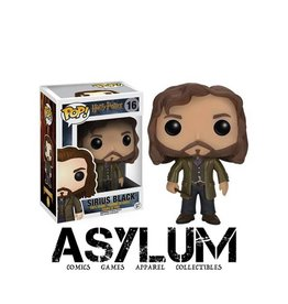 Funko Harry Potter Sirius Black Pop! Vinyl Figure