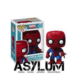 Funko Spider-Man Marvel Pop! Vinyl Bobble Head