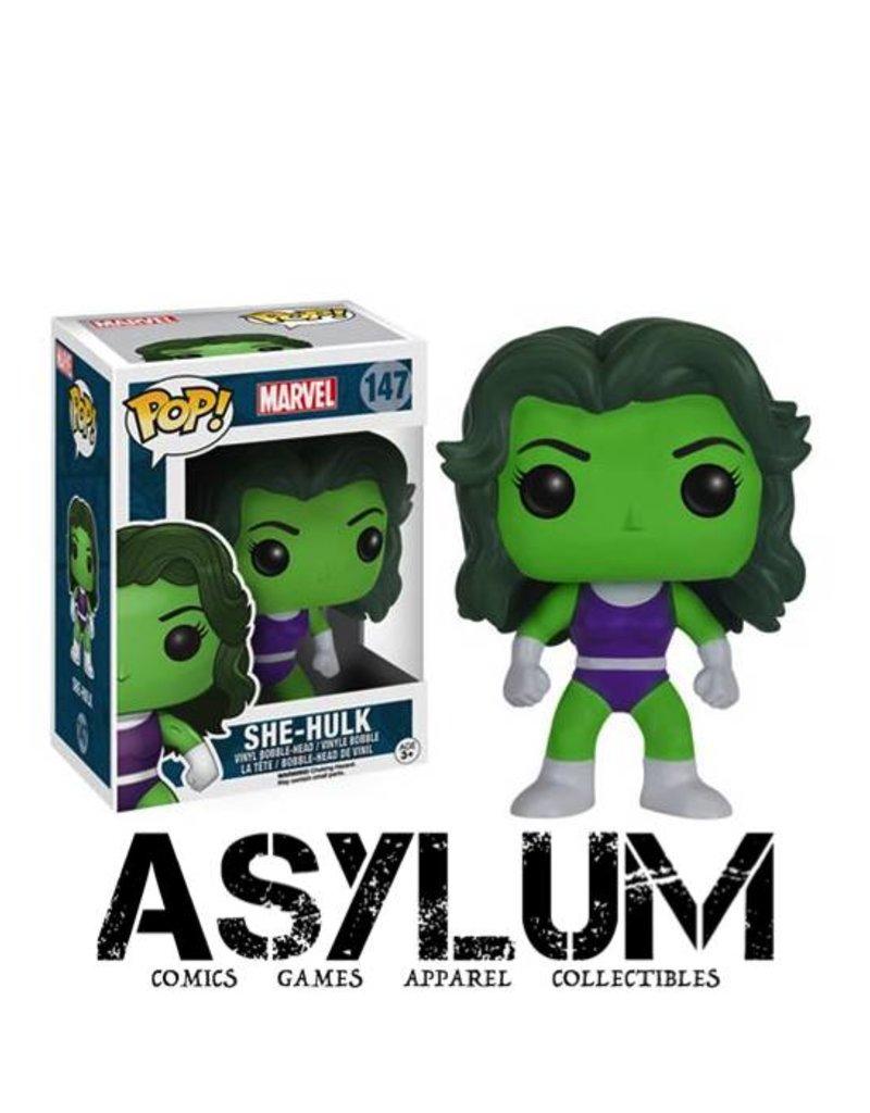 Funko Hulk Classic She-Hulk Pop! Vinyl Figure