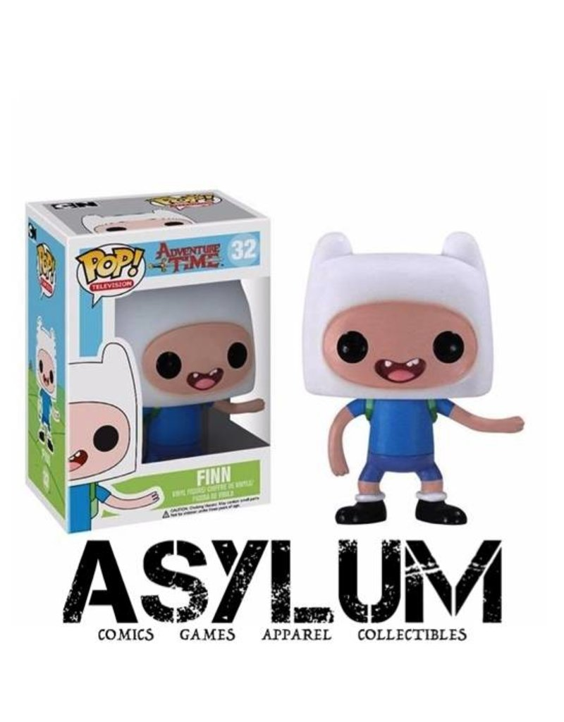 Funko Adventure Time Finn Vinyl Pop! Figure