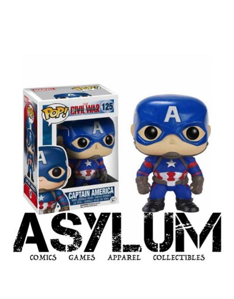 Funko Marvel Captain America 3: Civil War: Captain America Vinyl Pop! Figure