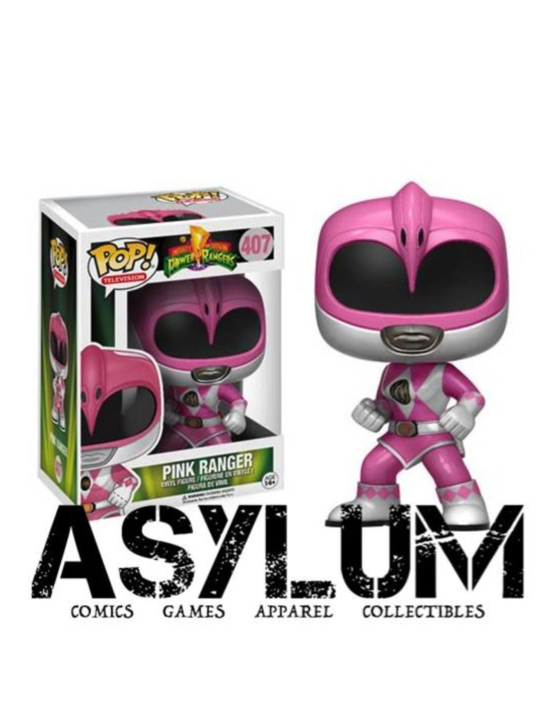 Funko Mighty Morphin' Power Rangers Pink Ranger Pop! Vinyl Figure