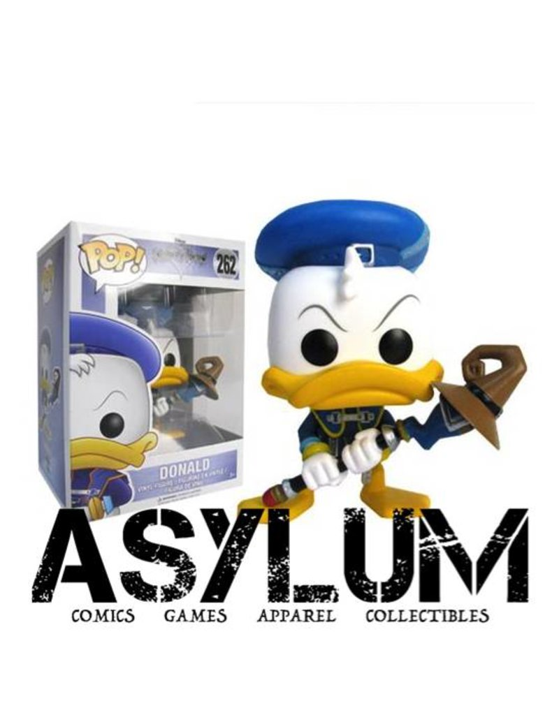 Funko Kingdom Hearts Donald Duck Pop! Vinyl Figure