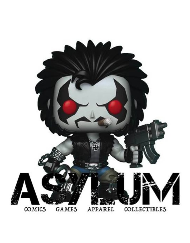 Funko DC Comics Lobo Pop! Vinyl Figure - Previews Exclusive