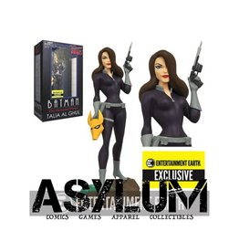 Batman: The Animated Series Talia Al Ghul Femme Fatales Statue - Entertainment Earth Exclusive