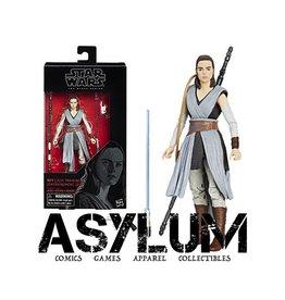 Star Wars The Black Series Rey (Jedi Training) 6-Inch Action Figure