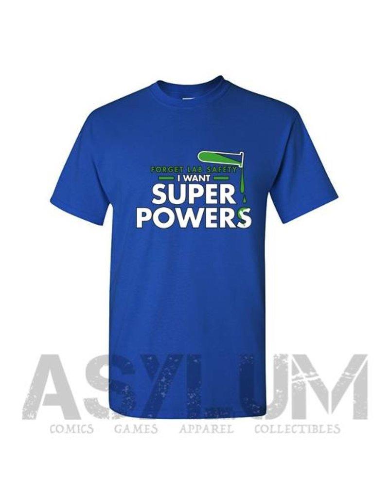 I Want Super Powers