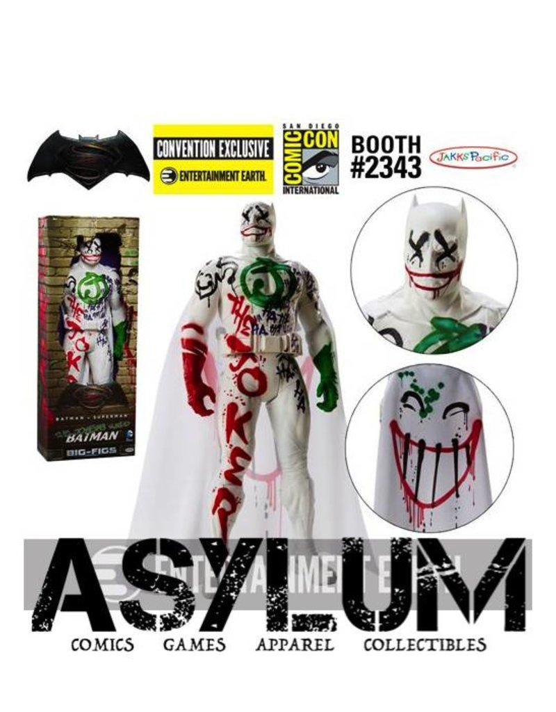 Batman v Superman: The Jokers Wild Batman 19-Inch Big Figs(TM) Action Figure - Convention Exclusive