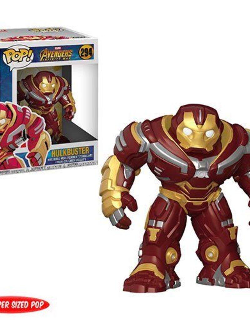 Funko Avengers: Infinity War Hulkbuster 6-Inch Pop! Vinyl Figure