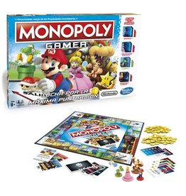 Monopoly Gamer Edition Game