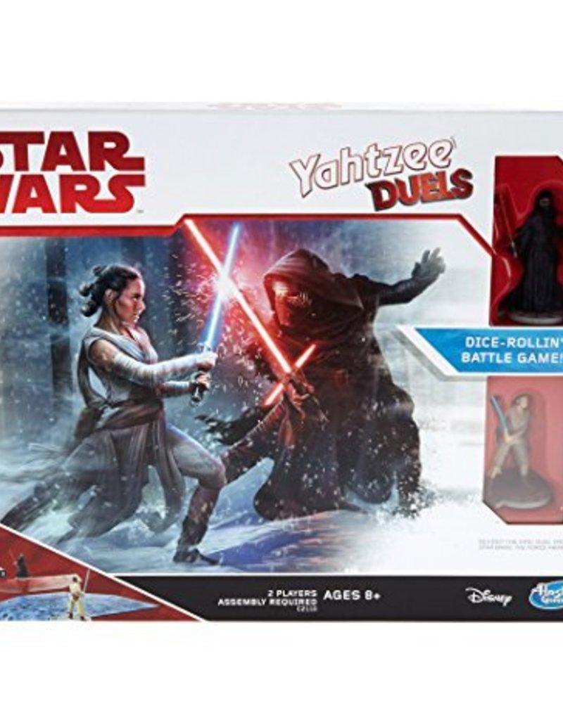 Star Wars Yahtzee Duels Game