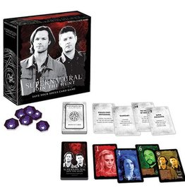 USAopoly Supernatural Save Your Souls Card Game