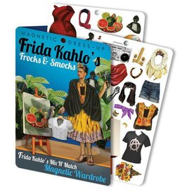 Frida's Frocks and Smocks Magnets