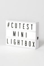 Mini Classic Lightbox