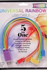 Universal USB 5 in one