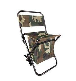 Camo Backpack Folding Stool